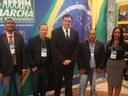 XV Marcha dos Vereadores 2017 - Presidente da UVB.