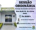 Sessões de Maio/2021