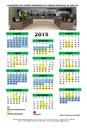 Calendário das Sessões 2019